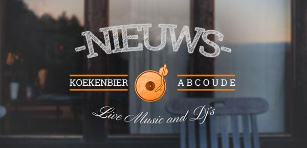 Cafe Restaurant Koekenbier events